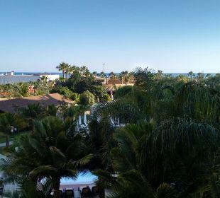 Ausblick von der Terasse Lobby-Bar Hotel Royal Dragon