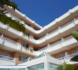 Eingangsbereich Hotel JS Alcudi Mar