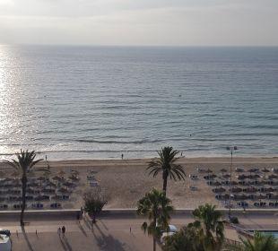 Ausblick SENTIDO Playa del Moro