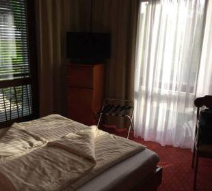 Seitlicher Seeblick Hotel Park's Velden