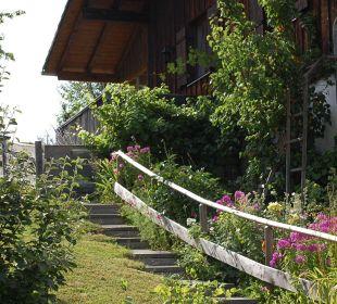 Seitlicher Garten Oberulpointhof