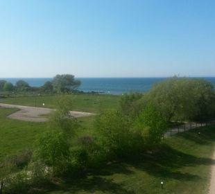 Blick vom Familienzimmer Belek Beach Resort Hotel