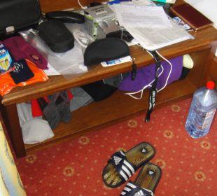 Von wegen geräumige Zimmer Hotel Bellevue & Austria