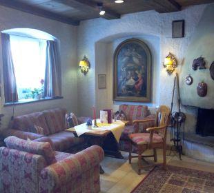 Kaminzimmer Romantik Hotel Sonne