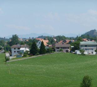 Die Landschaft ist eine Augenweide Hotel Appenzellerhof