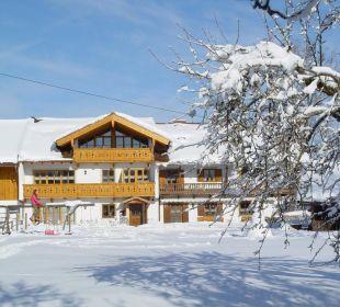 Ein Paradies auch im Winter! Ferienhof Streidl