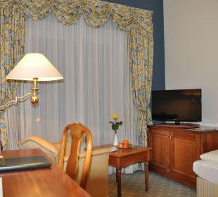 Einzelzimmer Gamskar Grand Park Hotel Health & Spa