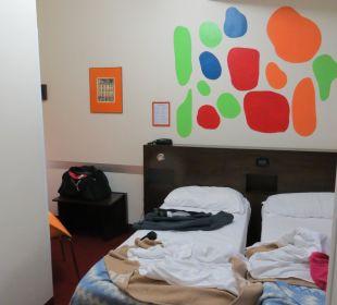 Doppelzimmer Hotel Cairoli
