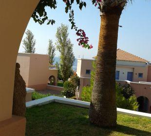Aussicht vom Zimmer Hotel Mitsis Rhodos Village & Bungalow