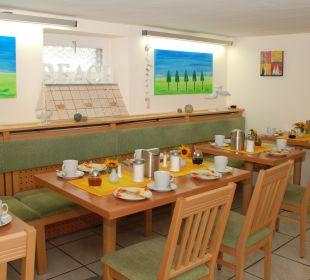 Frühstücksraum Hotel-Pension Alt-Rodenkirchen