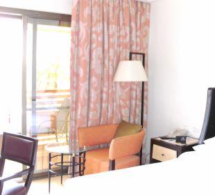 Die gemütliche Sitzecke Achti Resort Luxor