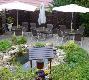 Gartenanlage Hotel Sonneneck