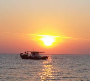 Sonnenuntergang Acrotel Elea Village