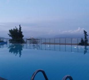 Blick Richtung Ionisches Meer Kontokali Bay Resort & Spa