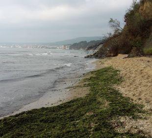 Strandweg von Byala nach Obzor Sol Luna Bay & Mare Resort
