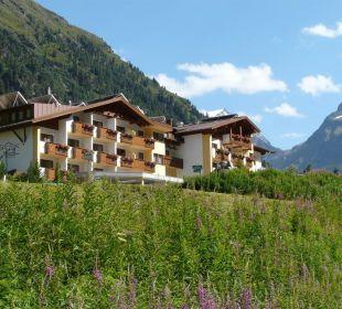 Blick auf das Hotel Hotel Gundolf