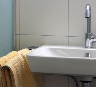 Badezimmer Gästehaus Sinz