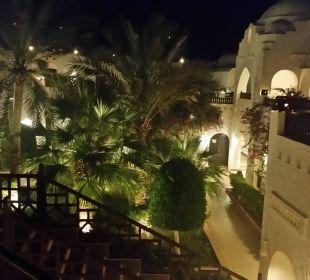 Garten im Hotel