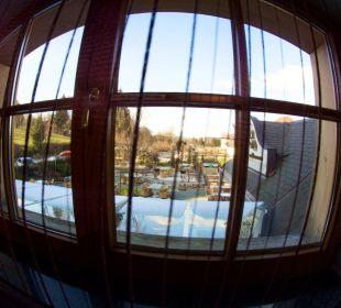 Ausblick Parkside Hotel Winzer Wellness & Kuscheln