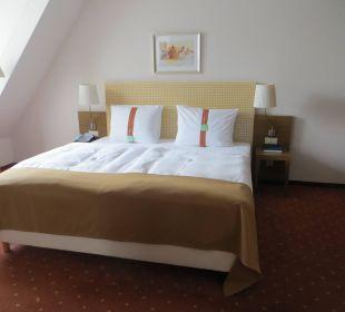 Superior DZ, Kingsize Bett Hotel Holiday Inn Nürnberg City Centre