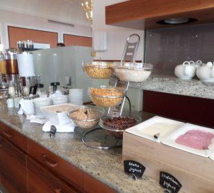 Saft und Müsliecke Hotel Panhans