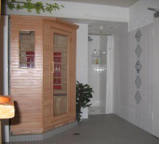 Saunabereich Schatzberg-Haus