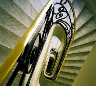 Stairs K+K Hotel Cayré