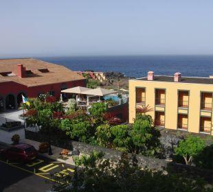 Blick von Zimmer 311 Hotel Las Olas