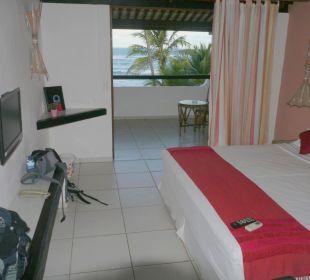 Zimmer (2.OG) Hotel Porto da Lua
