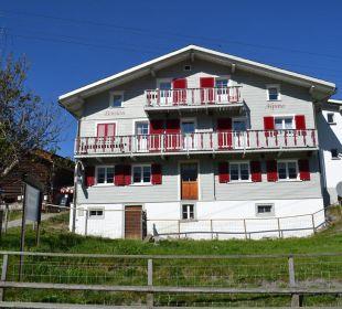 Pension Alpina in Tschappina Gasthaus Alpina