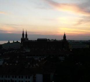 Vom Aussichtsturm mit Bar (Topkapi Hotel) Hotel WOW Kremlin Palace