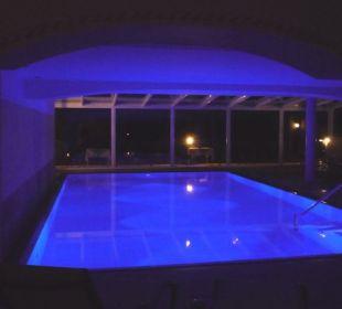 Lichtspiel im Hallenbad Silence & Schlosshotel Mirabell