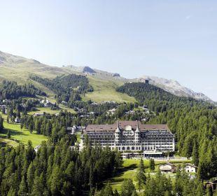 Sommer Hotel Suvretta House