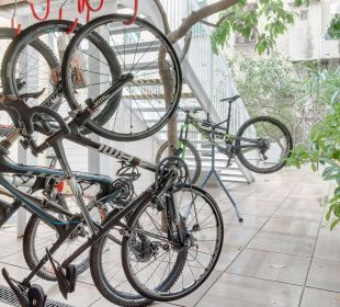 Bike Room Hotel Medusa