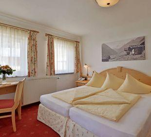 Doppelzimmer Hotel Glockenstuhl in Gerlos Hotel Glockenstuhl