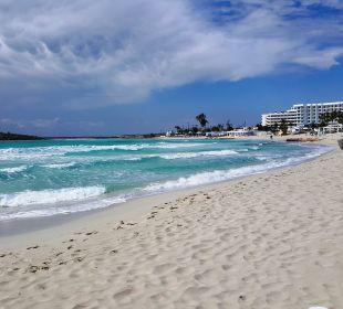Hotelstrand Hotel Nissi Beach Resort