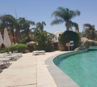Poolgelände Stella Di Mare Beach Resort & Spa Makadi Bay