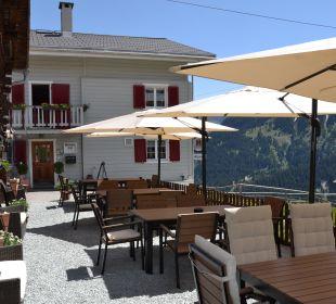 Sonnenterrasse und Gasthaus Gasthaus Alpina
