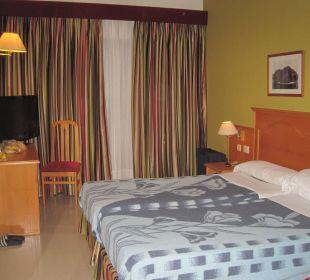 Doppelzimmer Hotel Gran Rey