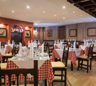 Restaurant Las Reses Occidental Punta Cana