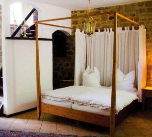 Zimmer mit Himmelbett Hotel Goethe