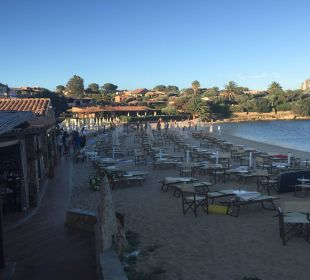 Gästebereich Hotel Baia Caddinas