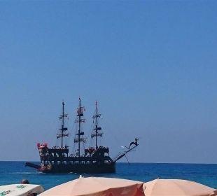 Ausflugsboot Hotel Kleopatra Celine