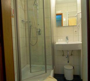 Badezimmer Hotel Gasthof Unterwirt