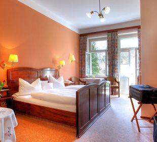 Doppelzimmer Hotel Villa Rein