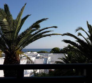 Blick vom Balkon am Morgen AKS Annabelle Beach Resort