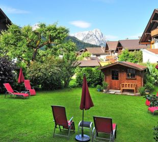 Unser Garten Hotel Trifthof