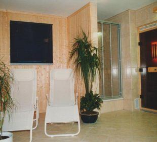 Haussaunaanlage Aparthotel Leuchtfeuer