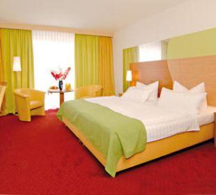 Zimmer nach Feng Shui eingerichtet Hotel Central Vital