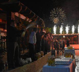 Happy New Year  Hotel Seamelia Beach Resort